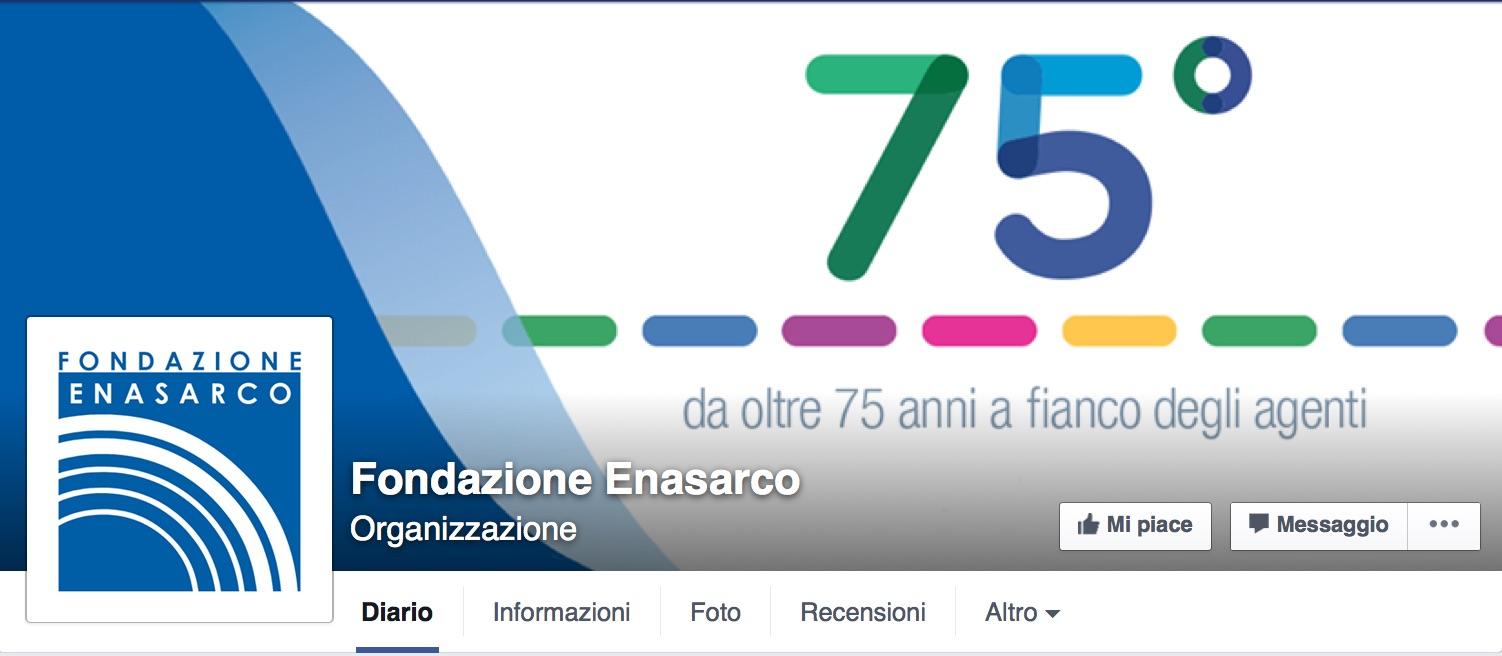Fondazione Enasarco Facebook